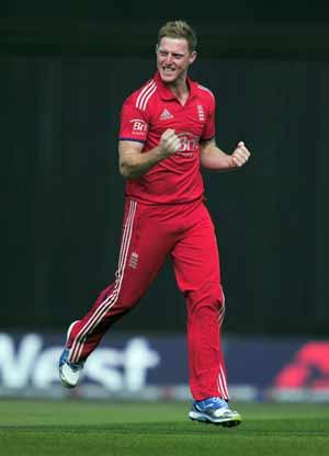 Ben Stokes' progress excites England ODI coach Ashley Giles