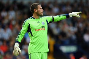 West Bromwich Albion signs Ben Foster on permanent deal