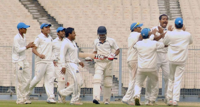 Bengal beat Railways by 48 runs to enter Ranji Trophy semi-finals