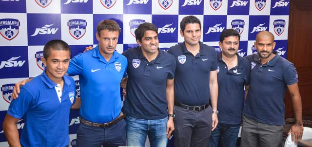 Sunil Chhetri, coach Ashley Westwood in line for FPAI awards