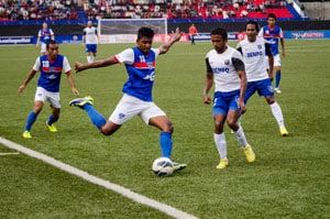 Sean Rooney brace helps Bengaluru FC beat Dempo Sports Club 3-1