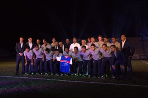 JSW launches Bengaluru Football Club