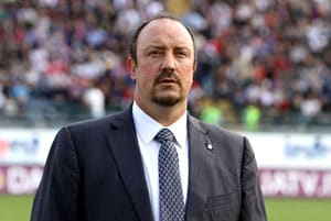 Benitez dreams of Liverpool return