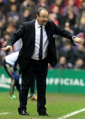 Rafa Benitez confirms Chelsea exit at the end of season