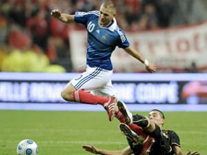 Euro 2012: France's hopes rest with Karim Benzema