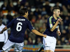 Real Madrid, Sevilla into Spanish Cup semis