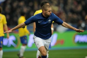 France, England register wins as Italy clinch draw with Germany