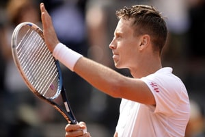 Czechs back trusty Berdych, Stepanek for Davis Cup double