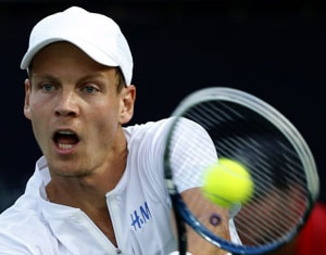 Tomas Berdych reaches 2nd straight Dubai Open final