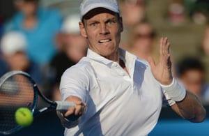 Australian Open: Tomas Berdych edges into quarter finals