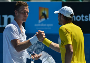 Tomas Berdych looks to go deeper at Australian Open