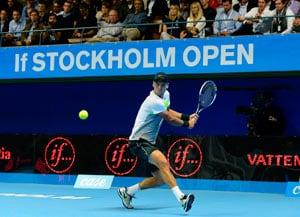 Berdych knocks out Youzhny in Stockholm Open