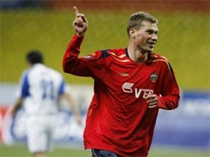 Euro 2012: Vassily Berezutsky ruled out of Russian squad