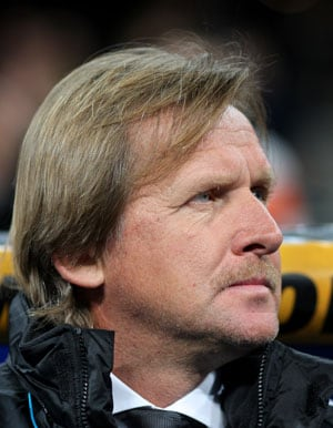 Schuster quits Besiktas