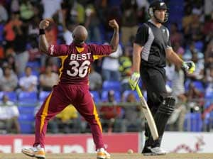 Taylor's ton in vain as West Indies wrap up series