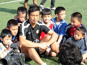 Bhutia for improving football standard in North East