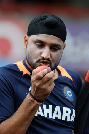 Harbhajan Singh 'nervous yet excited' to complete a century of Tests