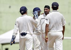 Five of Harbhajan's best