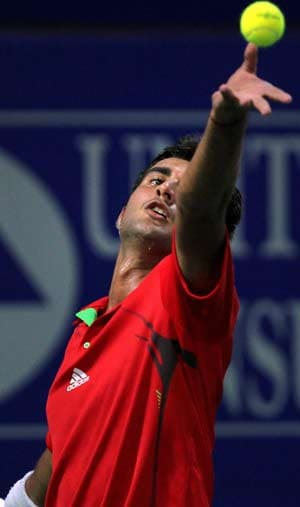 Yuki Bhambri shocks Beck in Chennai Open