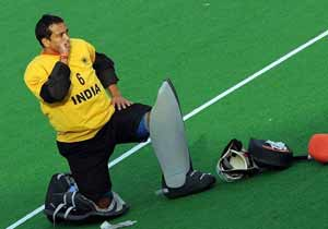 Bharat Chetri to lead Indian hockey team in London Olympics