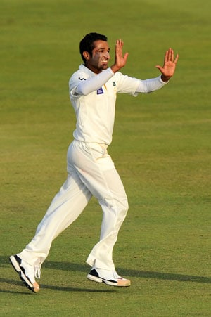 1st Test: Bilawal Bhatti's double strike gives Pakistan edge over Sri Lanka