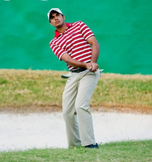 Gaganjeet Bhullar best among Indians tied at 13th in Abu Dhabi golf