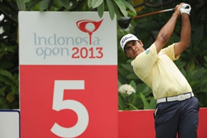 Gaganjeet Bhullar to lead Indian challenge at Indonesia Open golf