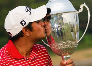 Bhullar gives a masterly display to win Macau Open