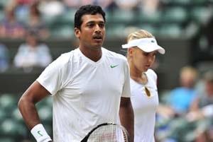 Bhupathi-Vesnina lose Wimbledon mixed doubles final