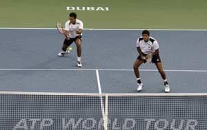 Bhupathi-Bopanna claim Dubai Open title