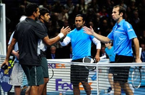Everyone felt the emotions, says Bhupathi after win over Paes-Stepanek