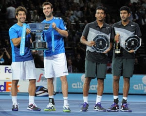 Mahesh Bhupathi-Rohan Bopanna split after ending runners-up at ATP World Tour finale