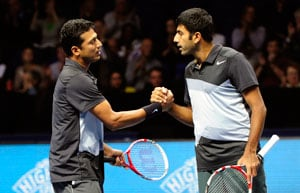 Rome Masters: Bhupathi-Bopanna lose doubles final to Bryan Brothers