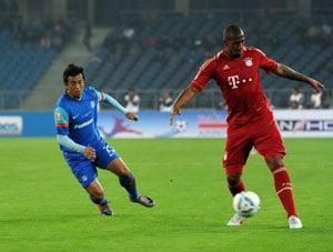 Bayern Munich beat India 4-0