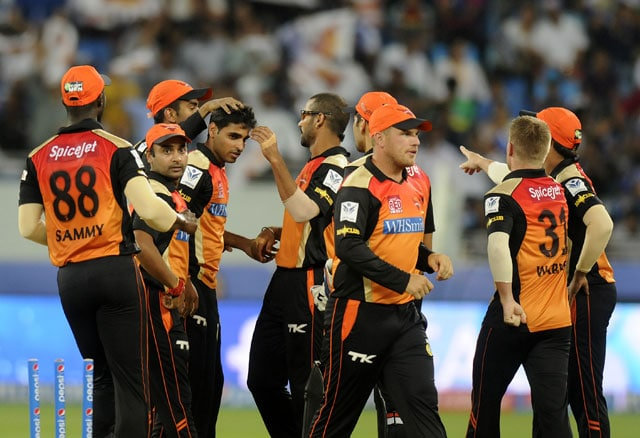 Live Cricket Score: Delhi Daredevils vs Sunrisers Hyderabad