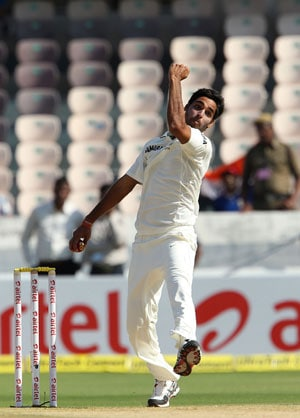 My aim was to bowl within the stumps: Bhuvneshwar Kumar