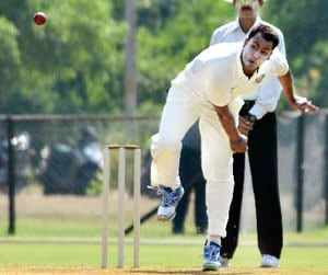 Ranji Trophy: Stuart Binny takes three wickets as Karnataka skittle out Punjab for 174