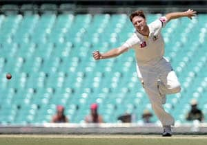 The Ashes: Australia include Jackson Bird amid Ryan Harris concerns