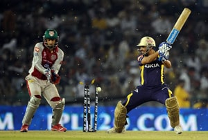 IPL 5: Kolkata vs Punjab statistical highlights