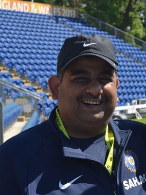 Cricket has moved from metros to small towns: Ranjib Biswal