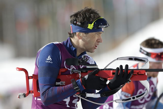 Sochi 2014: Norwegian biathlete Ole Einar Bjorndalen becomes greatest Winter Olympics athlete ever