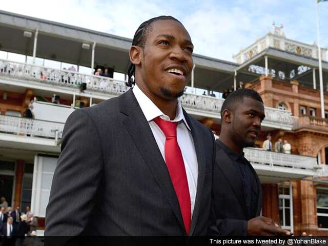 Olympic Sprinter Yohan Blake Eyes Switch to County Cricket