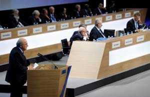 Blatter vows overhaul of World Cup voting system