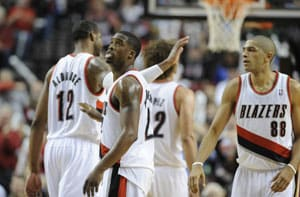 NBA: LaMarcus Aldridge stars as Portland Trail Blazers beat Houston Rockets 111-104