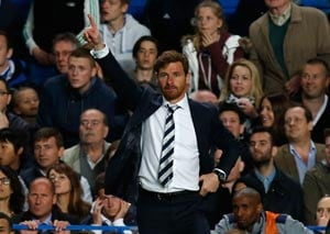 Villas-Boas tells Spurs to raise their game