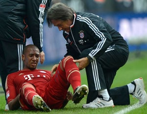 Germany's Jerome Boateng, Marcel Schmelzer ruled out of Netherlands friendly