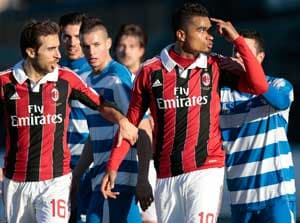 AC Milan storm off pitch after racist chants