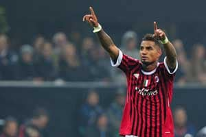 Kevin-Prince Boateng leaves AC Milan for Bundesliga club Schalke 04