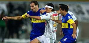 Boca held in Libertadores opener