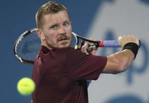 Bogomolov advances at Zagreb Indoors